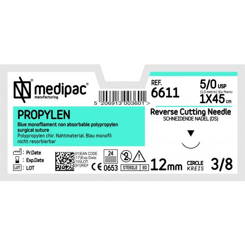 Sutures Propylen