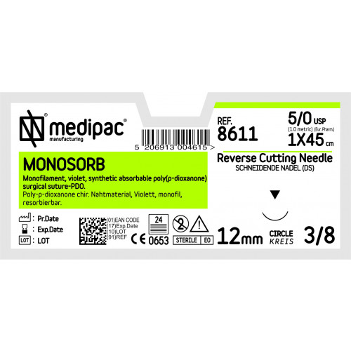 Sutures Monosorb